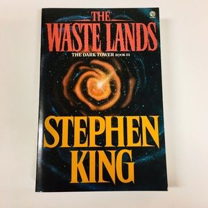 "Stephen King ""The Waste Lands: The Dark Tower..."""